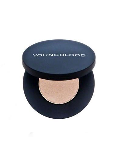 Young Blood Alabaster Pressed Eyeshadow - Ten Rengi Sıkıştırılmış Tekli Far 4 g Pembe